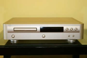 Marantz CD 14 cd player with Feickert modification – Mini Review
