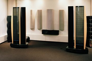 Electrostatic and Magnetostatic Speakers