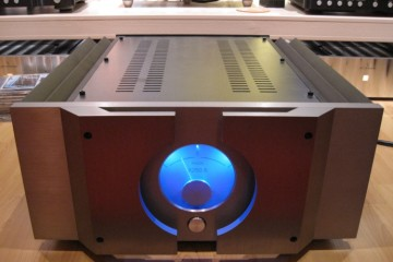 Pass Labs X250.5 stereo power amp
