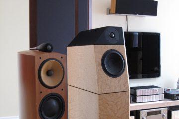 Audio Physic Caldera wiring possibilities