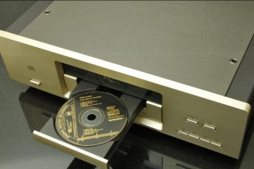 CD Mechanism Masterpieces – Accuphase