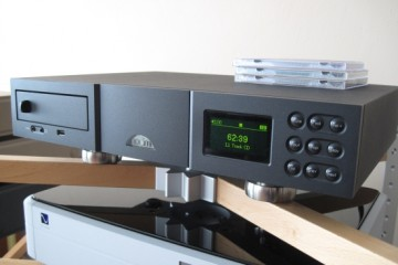 Naim Uniti Network Player, CD player and Amplifier
