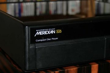 CD Mechanism Masterpieces – Meridian