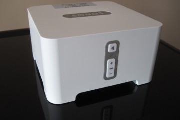 Sonos Connect with Wyred4Sound reclocker modification