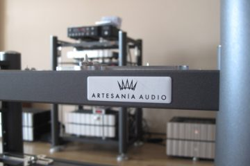 Artesania Exoteryc Audiorack 3-shelf version