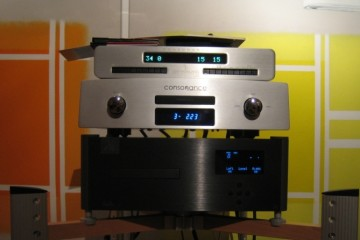 Consonance Reference 2.2 CD Player – Mini Review