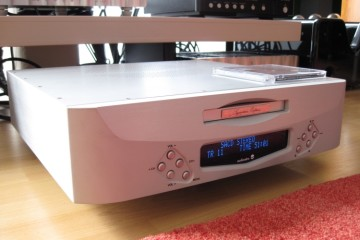 Audio Aero Prestige Signature SACD Player