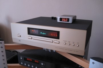 Accuphase DP400 CD Player