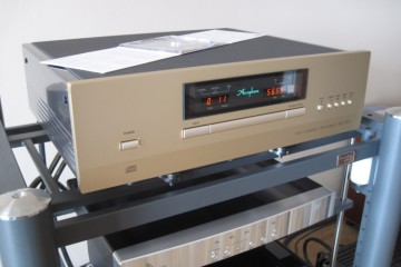 Accuphase DP410 CD Player