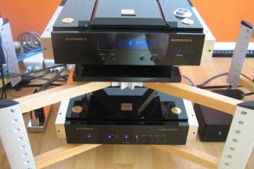 Audiomeca Mephisto II CD Transport – Mini Review