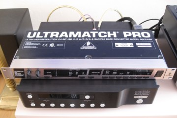 Behringer Ultramatch Pro Samplerate Converter