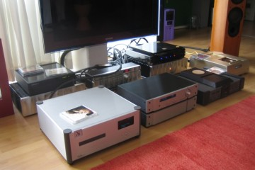 Legacy High-End CD Player Comparison – Part 1/2