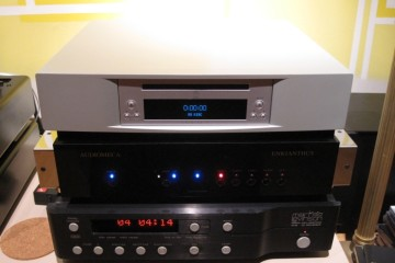 Linn Unidisk 1.1 Multi Disc Player – Mini Review