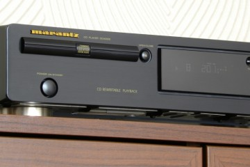 Marantz CD4000 CD Player – Mini Review
