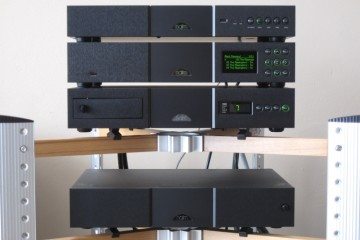 Naim NDX, CDX2, DAC and XPS2
