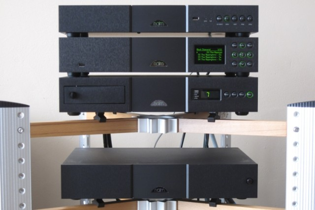 Naim NDX, CDX2, DAC and XPS2   HFA - The Independent Source for