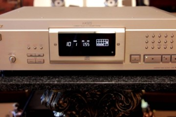 Sony CDP-XA5ES CD Player – Mini Review
