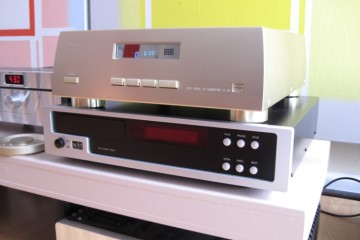 van Medevoort CD350 CD Player – Mini Review