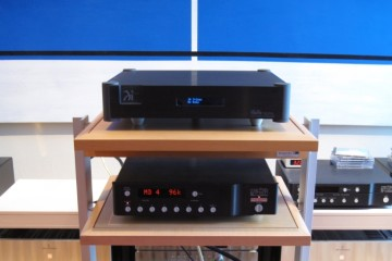 Wadia 27ix GNSC DAC and Mark Levinson no.360S DAC