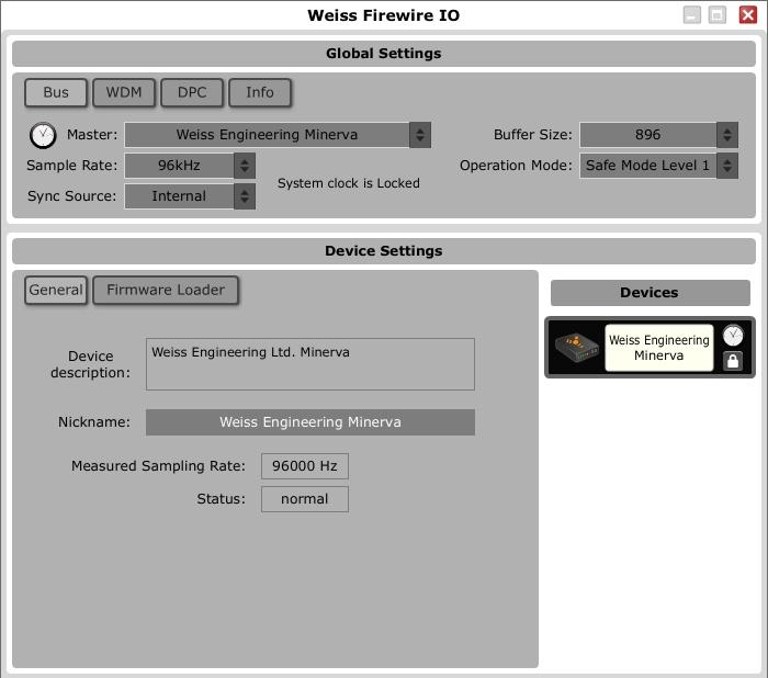 weiss settings screengrab 700pix