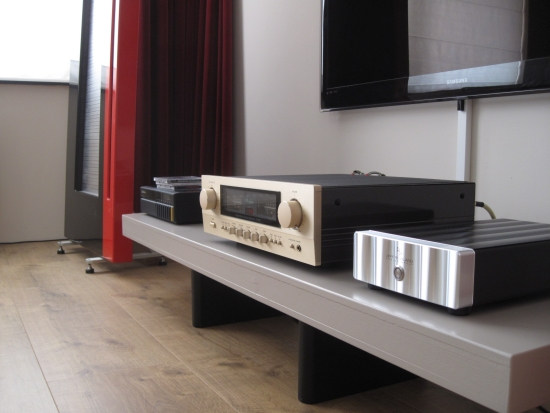 accuphase e260 IMG_6638