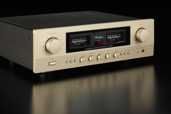 accuphase e260frontr