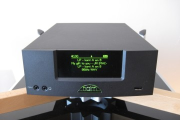 Naim UnitiQute Network Player and Amplifier