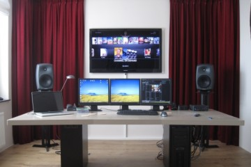HFA Audio Setup History 14 – Media Room v3 – Jan 2015