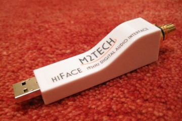 M2Tech HiFace USB-SPDIF converter