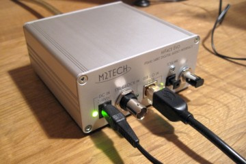 M2Tech HiFace EVO USB-SPDIF converter