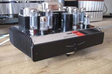 Audio Aero TransTRAC Hybrid tube/transistor poweramp – Mini Review