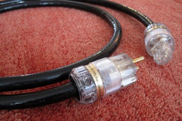 Oyaide Tunami and PA-23 power cables