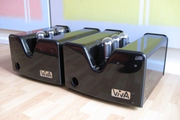Viva Verona XL SE Triode mono Power Amps