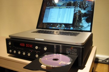 PC Audio versus High End CD Player