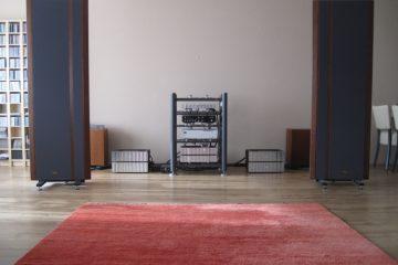 HFA Audio Setup History 08 – Music Server and Rack change