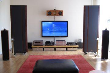 HFA Audio Setup History 06 – Magnepans