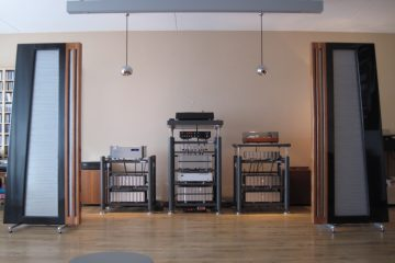 HFA Audio Setup History 15 – Main System – Late 2014