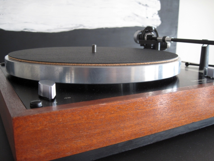 Wooden Bull Turntable Mat Hfa The Independent Source