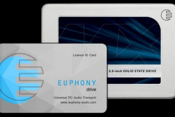 Euphony Audio Transport and Drive