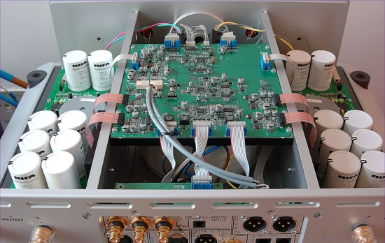 """Digital"""" Switching Class D or Class T amplifiers 