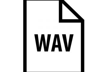 WAV and Tagging