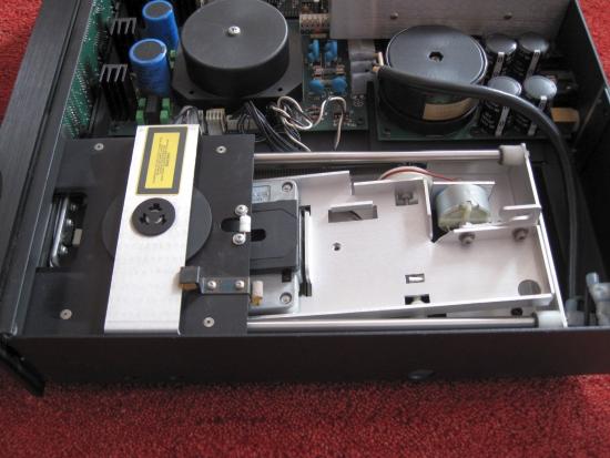 CD Mechanism Masterpieces – Mark Levinson | HFA - The