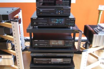 Philips CD player Timeline