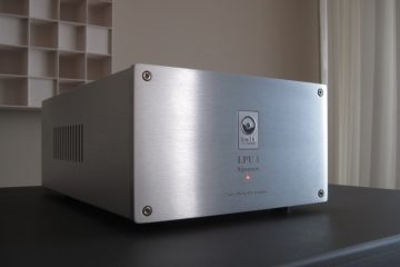SW1X LPU 1 MM Phono Preamplifier