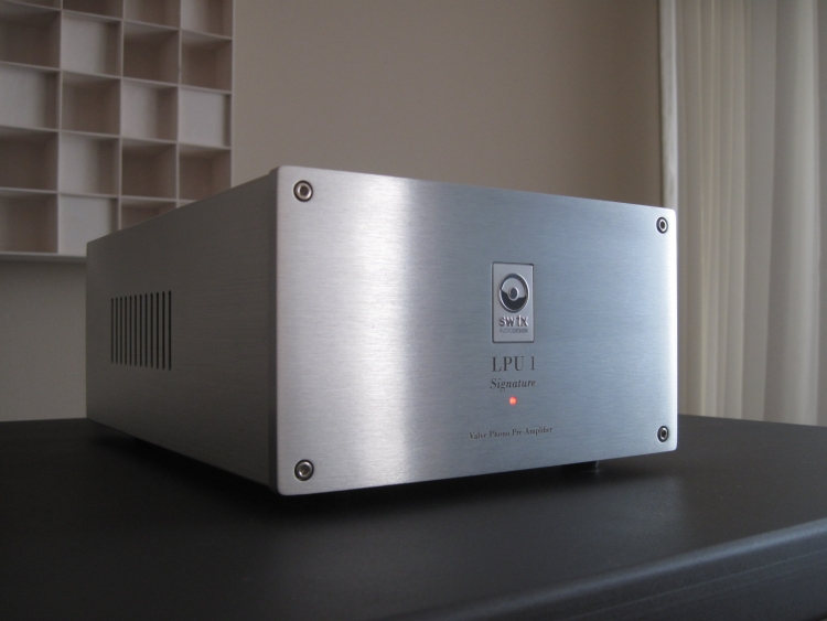 SW1X LPU 1 MM Phono Preamplifier | HFA - The Independent