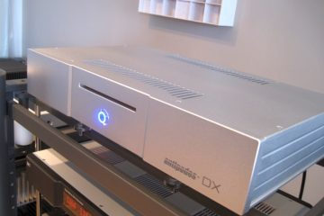 Antipodes DX Music Server