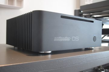 Antipodes DS Base Music Server