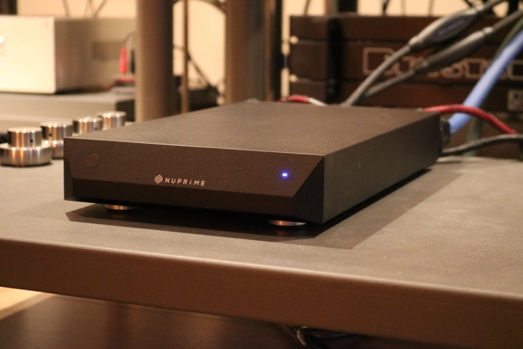 NuPrime ST-10 power amp | HFA - The Independent Source for