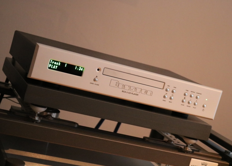 Bryston Bcd 3 Cd Player Hfa The Independent Source For