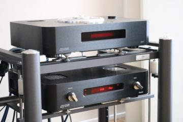 Ayon Stealth DAC and CD-T II Signature CD Transport